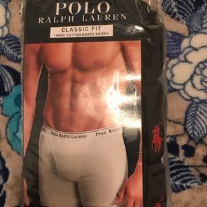 Polo Ralph Lauren boxer brief 3-pack